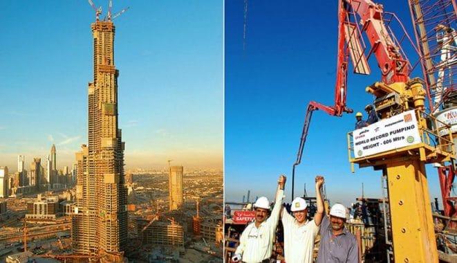 Mechanization of Building Construction