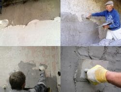 Plastering Concrete Surfaces – Methods and Procedure