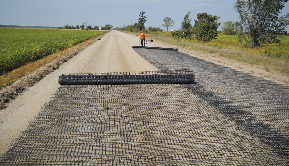 Types Of Geotextiles Functions And Uses In Construction