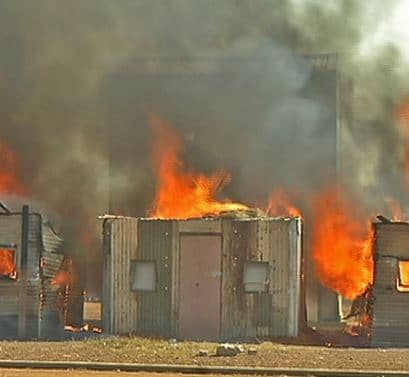 Influence of Fire on Concrete Structure