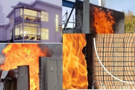What is Fire Resistance of Concrete? Mechanism and Factors