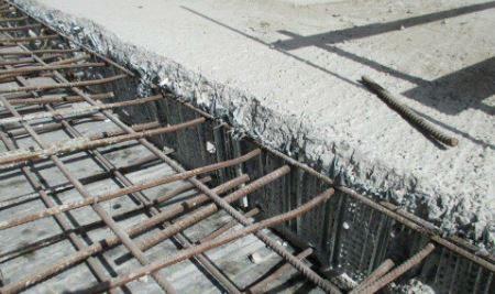 Reinforced Concrete Slab Casting- Work Procedure