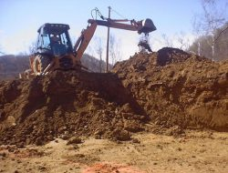 WORK PROCEDURE – EXCAVATION