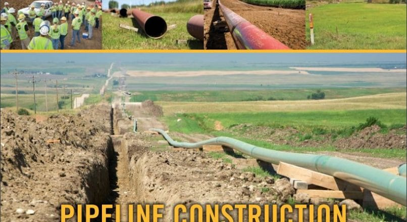 16 Types of Pipelines and their Construction Method