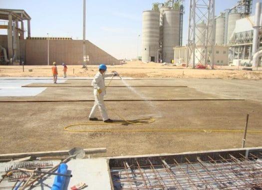 Surface anti termite treatment