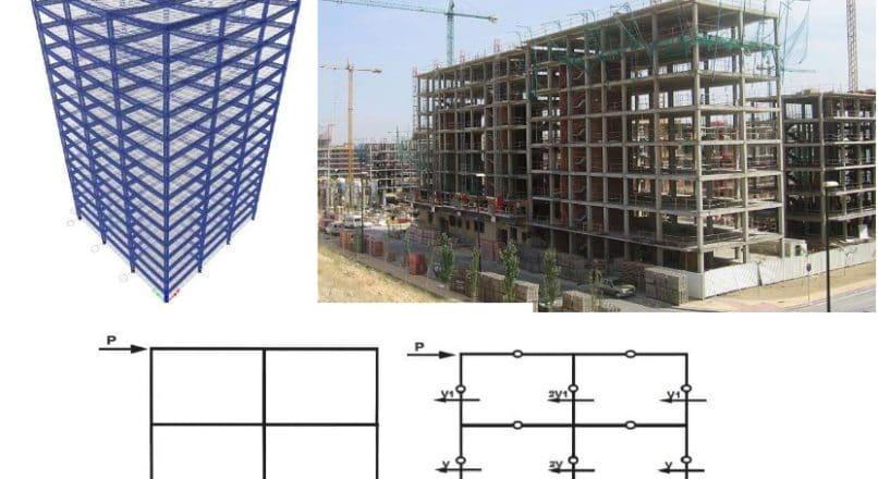 Analysis Methods for Buildings Frames