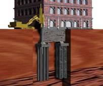 micro piles