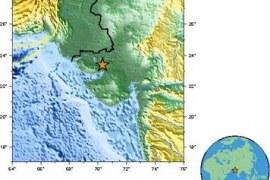 Earthquake Zones in India