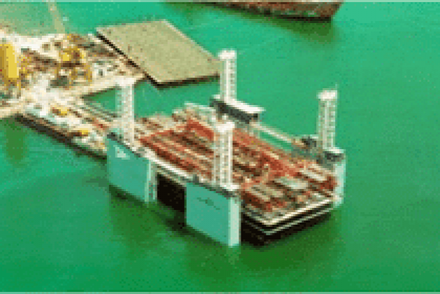 Floating Caissons