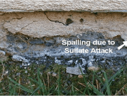 Sulphate Attack on Concrete – Process and Control of Sulphate Attack