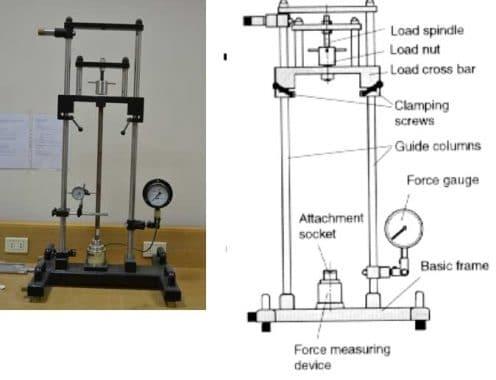 Buckling Test Machine