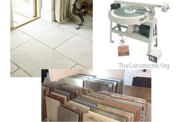 Transverse Strength Test On Flooring Tiles In Accordance