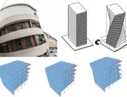 Twisting of Buildings During Earthquakes- Causes, and Effects