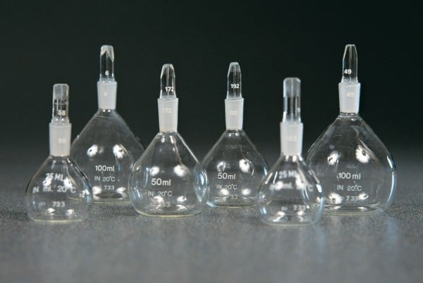 Specific Gravity of Solids by Density Bottle Method