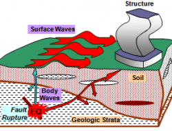 HOW THE GROUND SHAKES DURING EARTHQUAKE