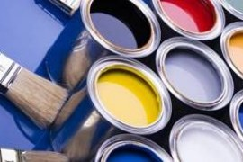 PAINTS AND VARNISHES FOR BUILDINGS