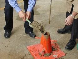 Various Tests for Workability of Concrete at Construction Site and Recommended Values