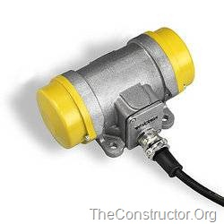 External or Shutter Concrete Vibrator