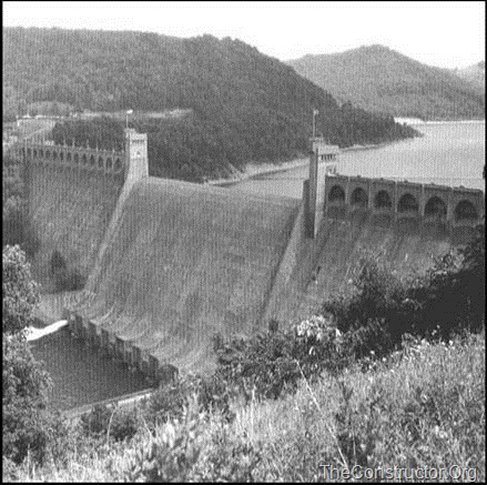 concrete gravity dam