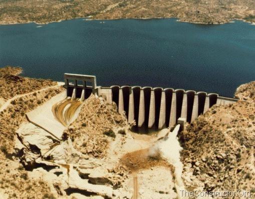 Buttress Dams