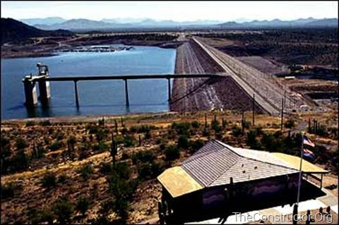 EMBANKMENT DAM - Earth Dam