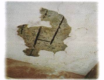 Corrosion of steel and spalling of concrete due to ingress of moisture