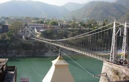 Lakshman Jhoola, Haridwar