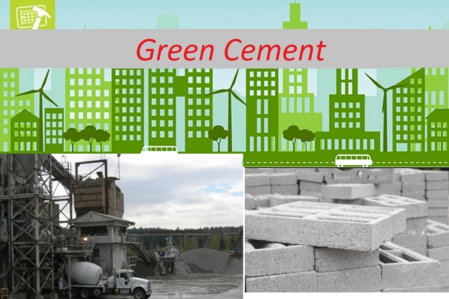 Green Cement: Definition, Types, Advantages, and Applications