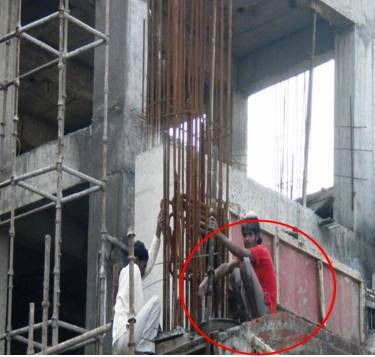 construction safety at site