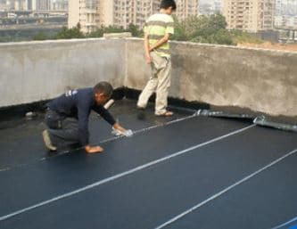 Membranes Used for a Roof Surface