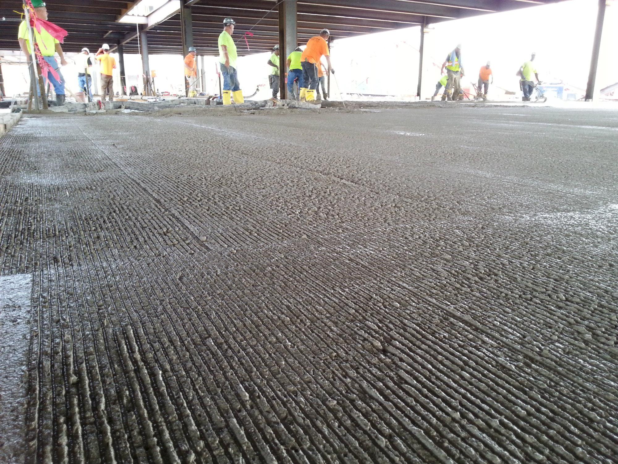 Surface Preparation For Concrete Repair
