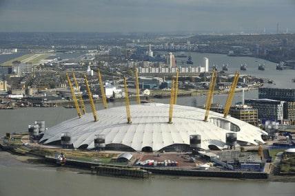 The Millennium Dome London