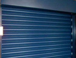 ROLLING SHUTTERS SPECIFICATIONS