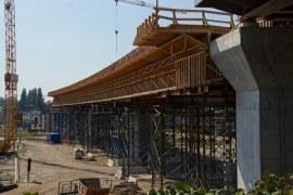 Different Cast-in-situ Methods of Bridge Construction