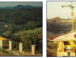 INCREMENTAL LAUNCHING METHOD OF BRIDGE CONSTRUCTION