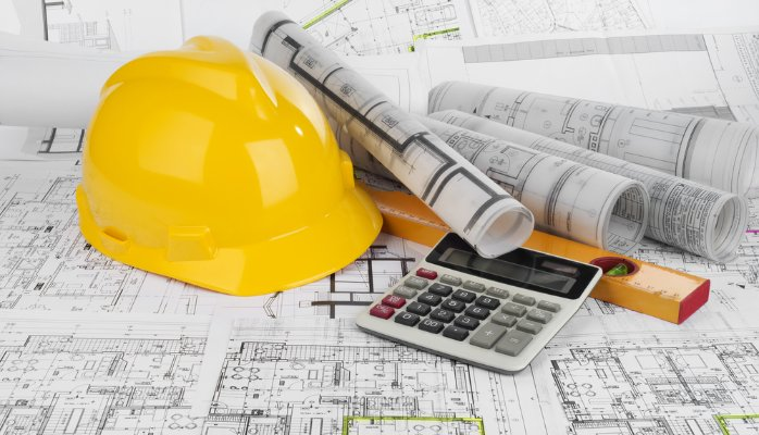 Construction estimates and estimating cost of construction for Financing construction projects