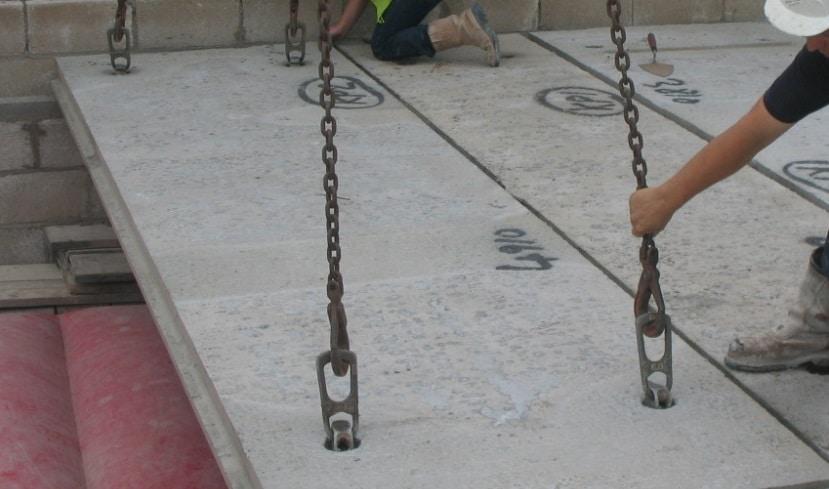 Precast Concrete Floors Construction