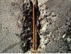 REPAIR OF POST CONCRETING DEFECTS IN STRUCTURES