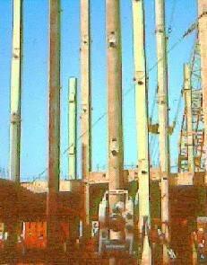 Precast Columns