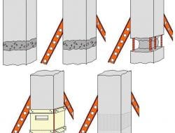 Repair of Post Concreting Defects in Structures and Methods of Repair