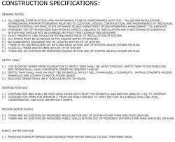Writing Specifications For Construction Contracts