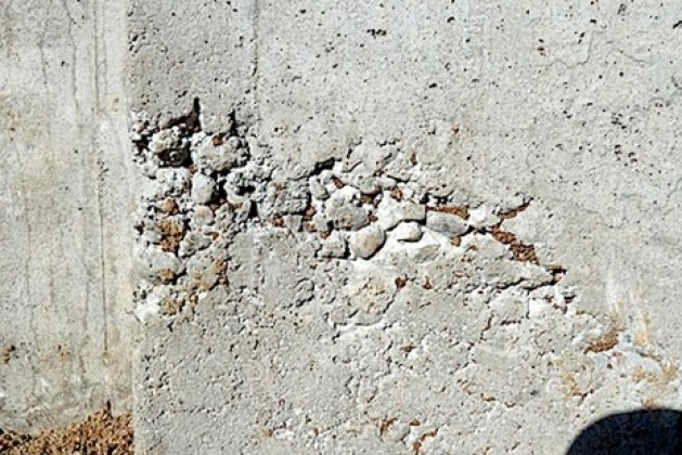 Honeycombs in Concrete – Their Causes and Remedies