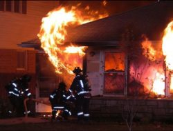 BEHAVIOUR OF CONCRETE IN EXTREME FIRE