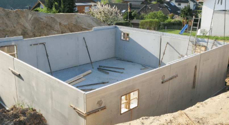 Requirements of Underground or Basement Walls