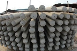 Prestressed Concrete Poles – Design and Manufacturing Methods