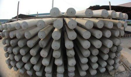Prestressed Solid Piles