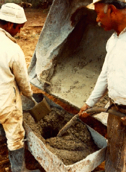 Concreting of Driven Cast In-Situ Pile