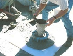 TRIAL AND ERROR METHOD OF CONCRETE MIX DESIGN