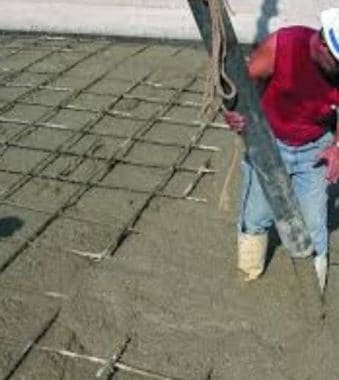 Reduce Water Content in Concrete Using Admixtures