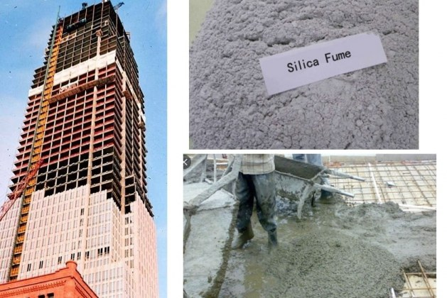 Silica Fume Concrete [PDF]: Properties, Advantages, and Applications